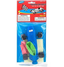 TOYSMITH BALLOON CAR RACER
