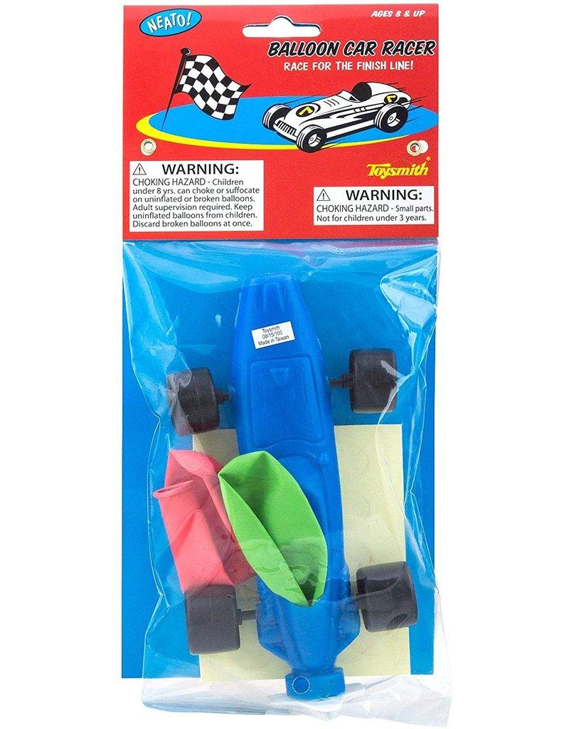 TOYSMITH BALLOON CAR RACER