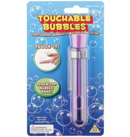 TOYSMITH TOUCHABLE BUBBLES