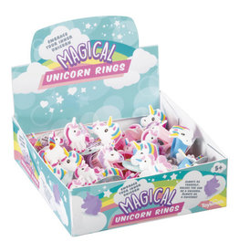TOYSMITH Magical Unicorn Rings