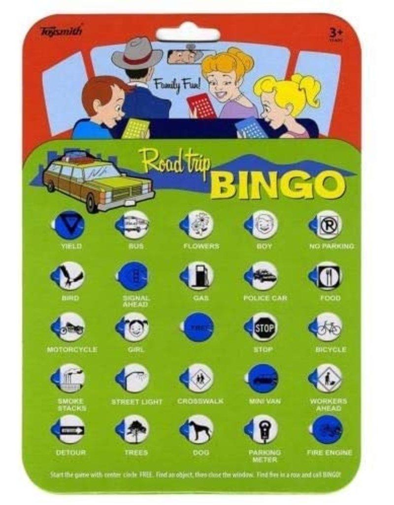 TOYSMITH Travel Bingo Asst