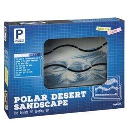 TOYSMITH POLAR DESERT SANDSCAPE