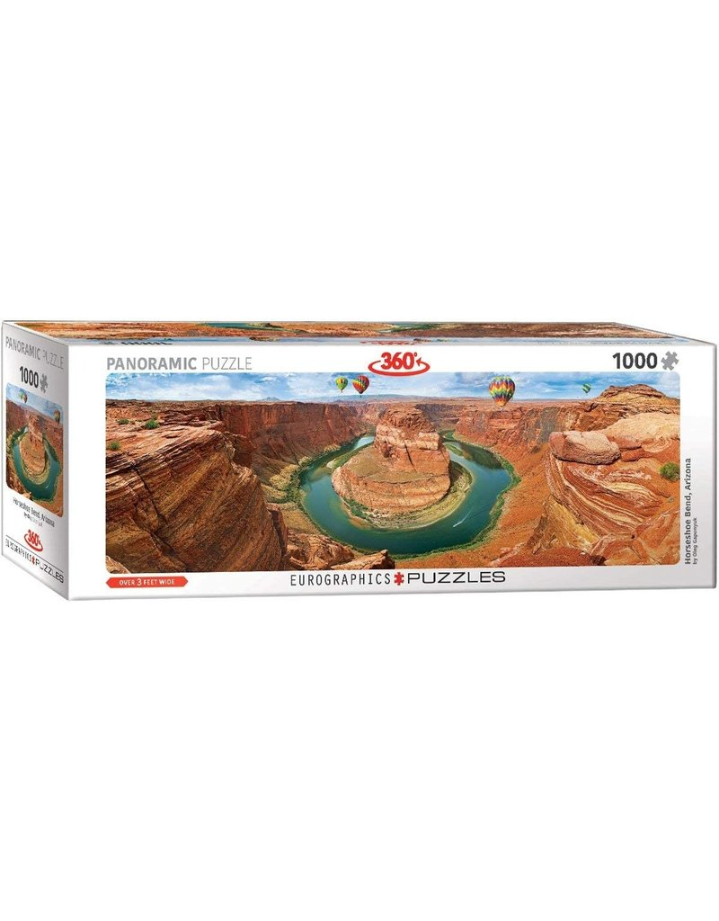 EUROGRAPHICS Horseshoe Bend, Arizona 1000PC