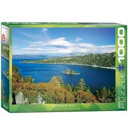EUROGRAPHICS Emerald Bay - Lake Tahoe, CA 1000PC
