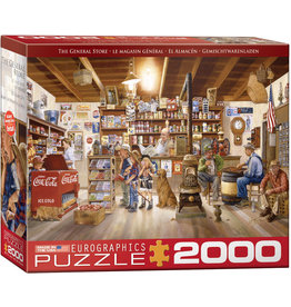 EUROGRAPHICS The General Store 2000pc