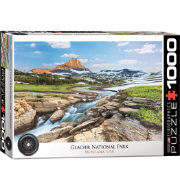 EUROGRAPHICS Glacier National Park 1000pc