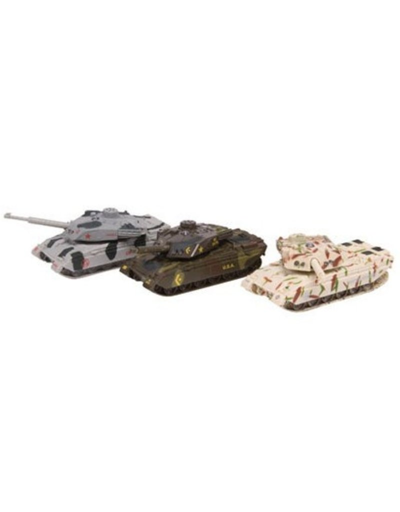 SCHYLLING TANKS LIGHT AND SOUND