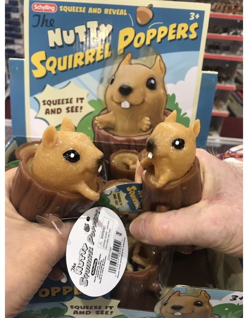 SCHYLLING NUTTY SQUIRREL POPPER