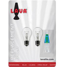 SCHYLLING Lava Lamp - 15 Watt Bulb 2Pk