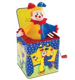 SCHYLLING JESTER JACK IN BOX 18m+