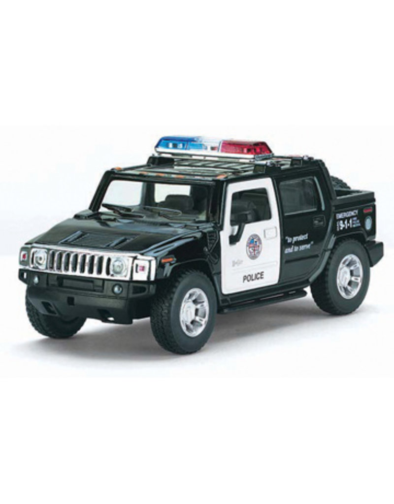 SCHYLLING POLICE HUMMER