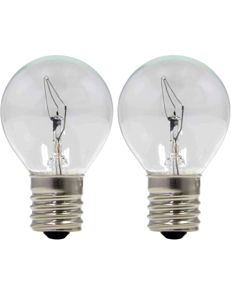 SCHYLLING 25 WATT REPLACEMENT BULBS
