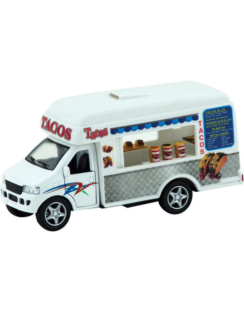 SCHYLLING Die Cast Food Trucks Ast