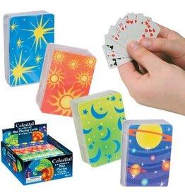 TOYSMITH CELESTIAL MINI PLAYING CARDS