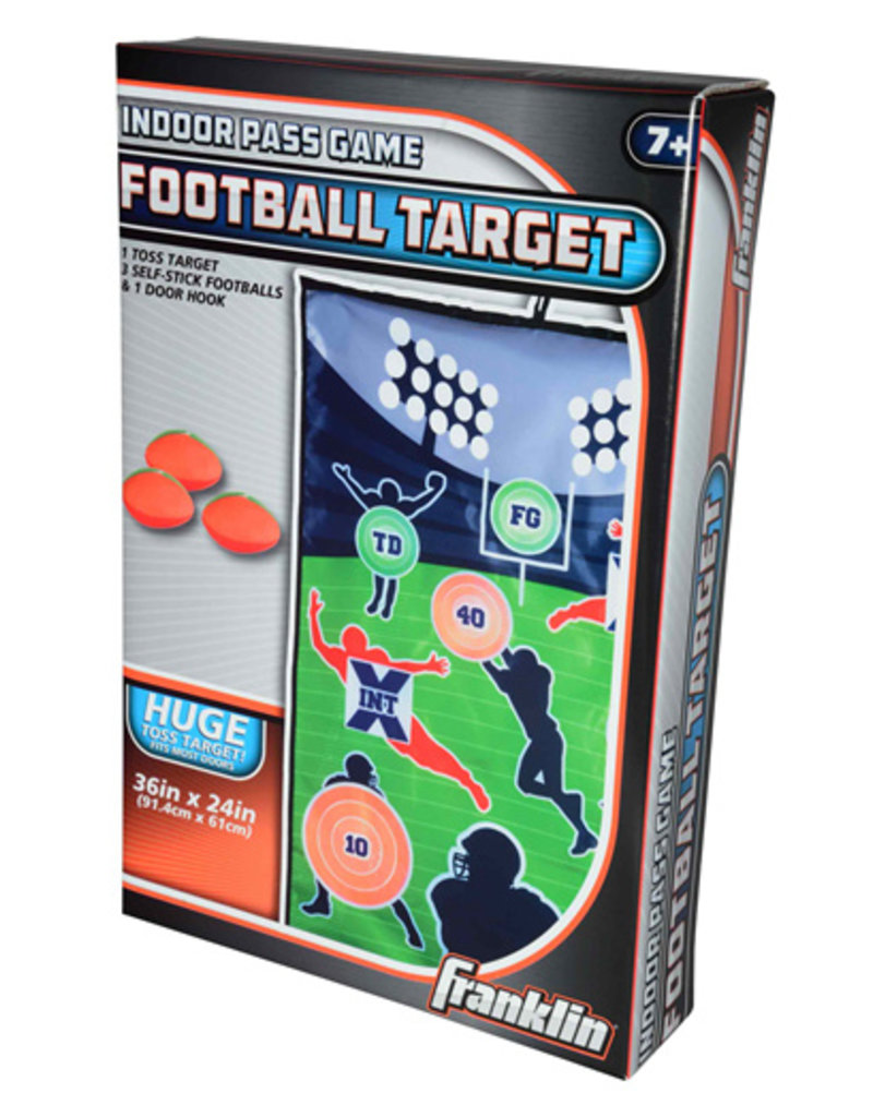 FRANKLIN SPORTS FOOTBALL TARGET GAME
