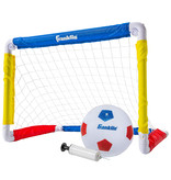FRANKLIN SPORTS SOCCER GOAL WITH BALL