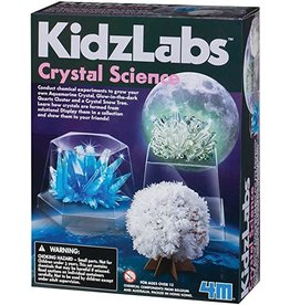 TOYSMITH CRYSTAL SCIENCE 4M