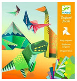DJECO PG Origami Dinosaurs