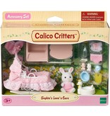 INTERNATIONAL PLAYTHINGS SOPHIE'S LOVE AND CARE SET 3+