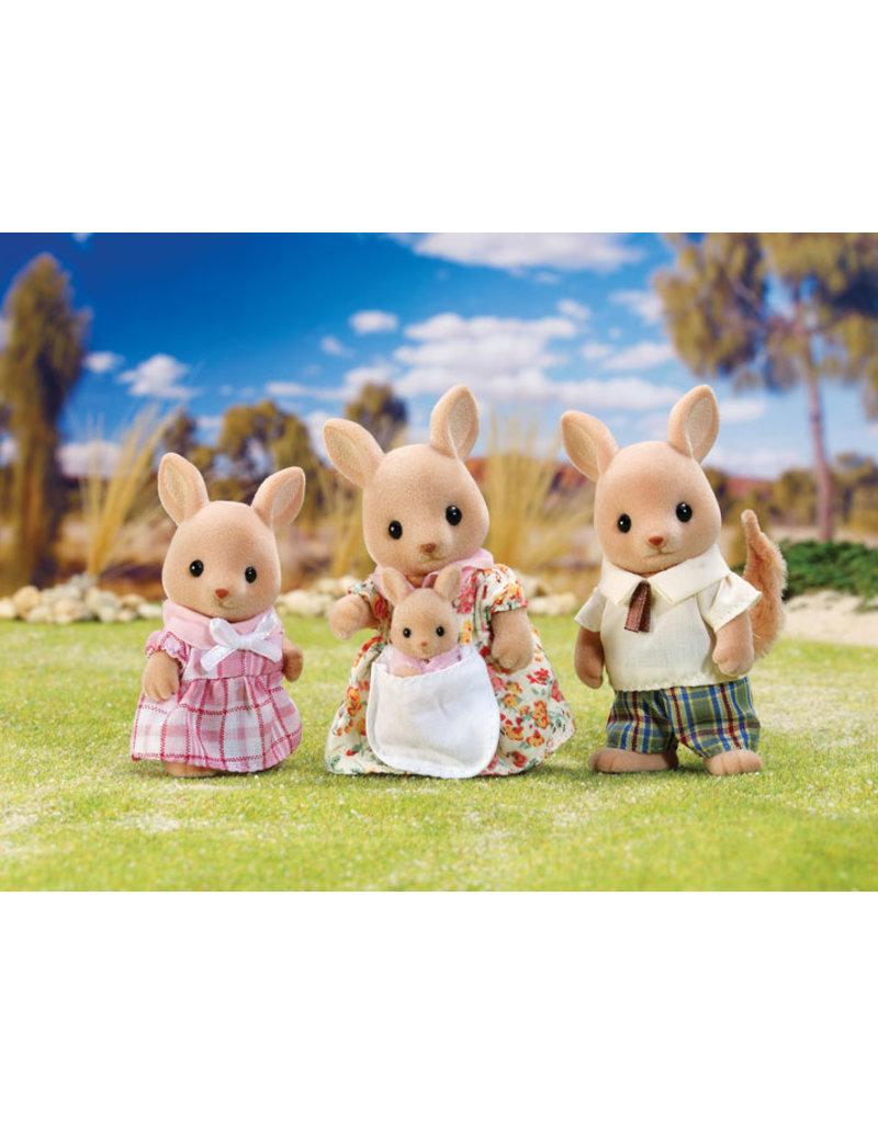 INTERNATIONAL PLAYTHINGS CC Hopper Kangaroo Family