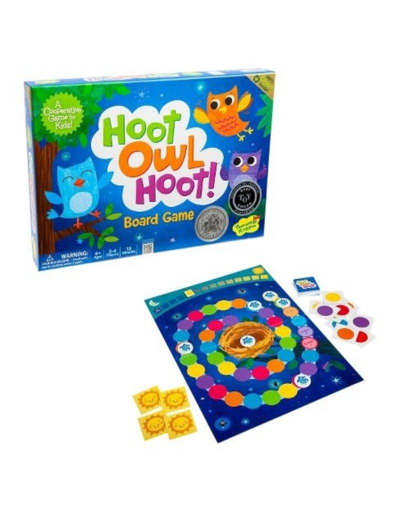 PEACEABLE KINGDOM HOOT OWL HOOT GAME