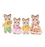 INTERNATIONAL PLAYTHINGS Sandy Cat Family