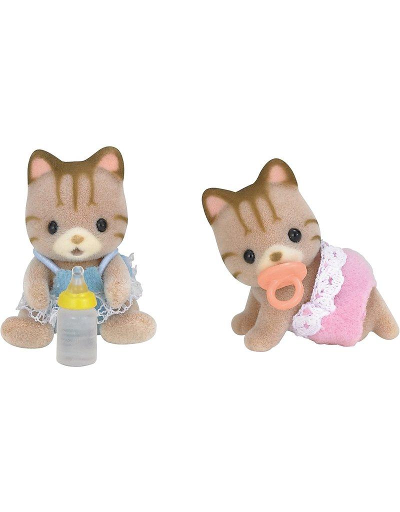 INTERNATIONAL PLAYTHINGS Sandy Cat Twins