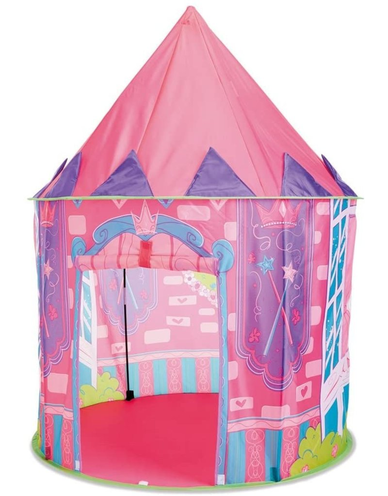 INTERNATIONAL PLAYTHINGS Princess Hideaway Castle