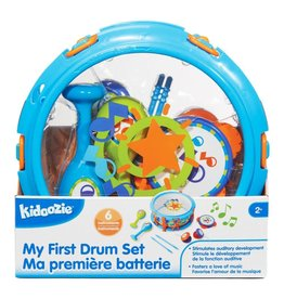 INTERNATIONAL PLAYTHINGS My First Drum Set