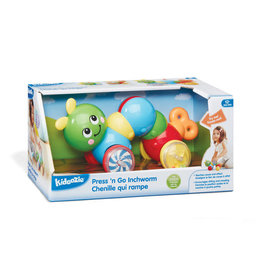 INTERNATIONAL PLAYTHINGS Press 'n Go Inchworm