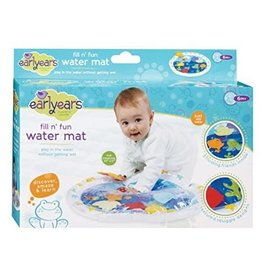 INTERNATIONAL PLAYTHINGS WATER PLAY MAT 6m+