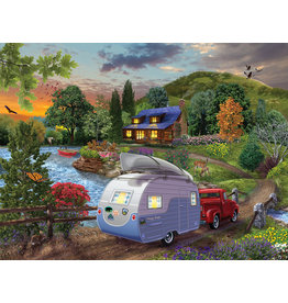 R & M DIST CAMPERS COMING HOME 1000PC