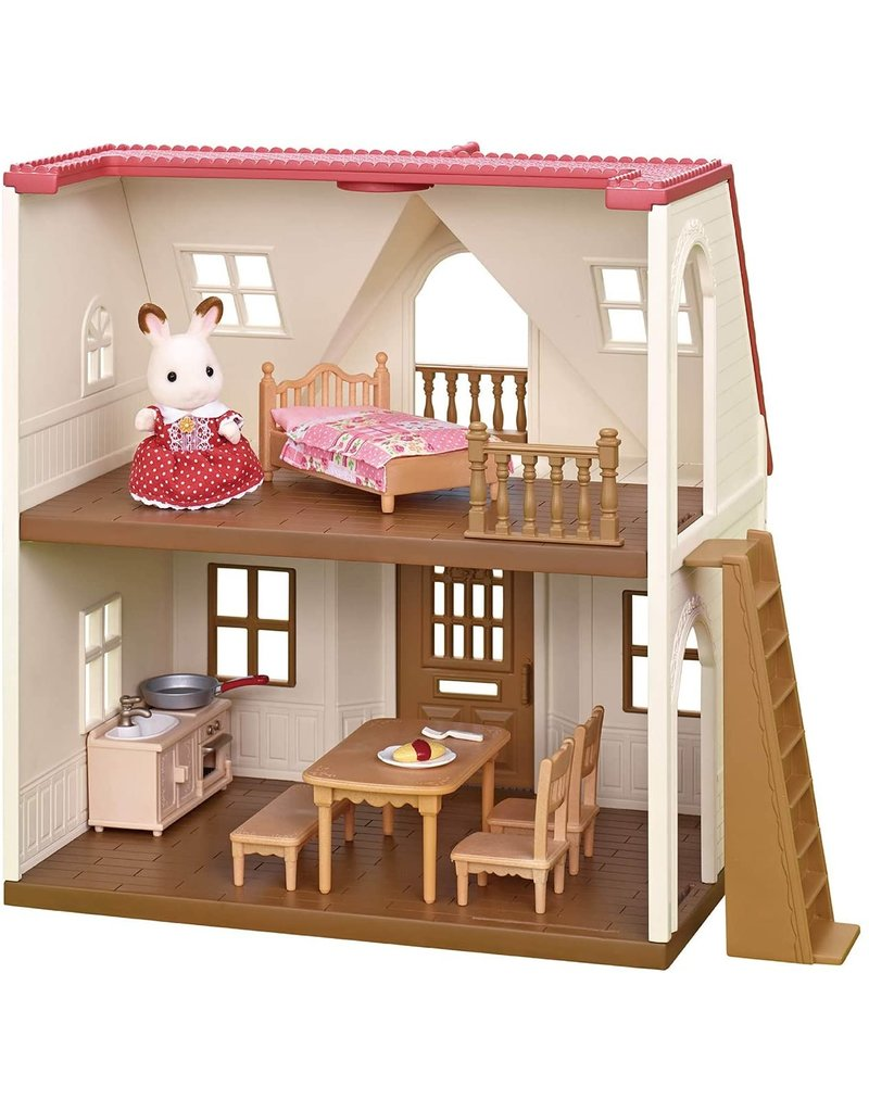 INTERNATIONAL PLAYTHINGS CC RED ROOF COTTAGE