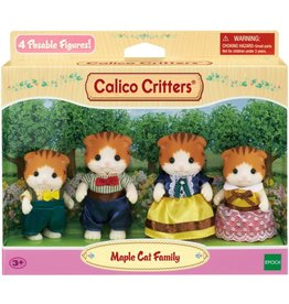 INTERNATIONAL PLAYTHINGS CC MAPLE CAT FAMILY