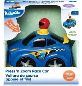 INTERNATIONAL PLAYTHINGS Press 'n Zoom Race Car