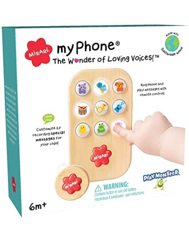 PLAYMONSTER MYPHONE