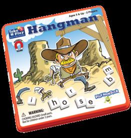PLAYMONSTER HANGMAN TIN