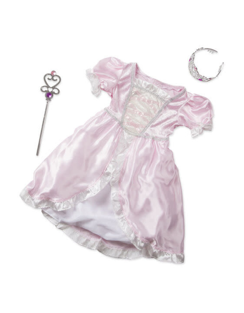 MELISSA & DOUG PRINCESS DRESS UP