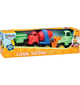 INTERNATIONAL PLAYTHINGS LITTLE TUFFIES