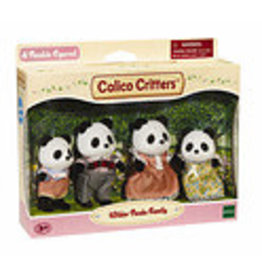 INTERNATIONAL PLAYTHINGS CC WILDER PANDA FAMILY  3+