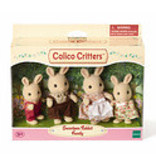 INTERNATIONAL PLAYTHINGS Sweetpea Rabbit Family