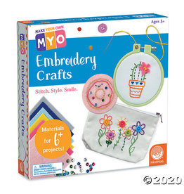 MINDWARE MYO: EMBROIDERY CRAFTS