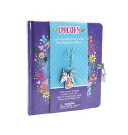 PEACEABLE KINGDOM UNICORN DIARY