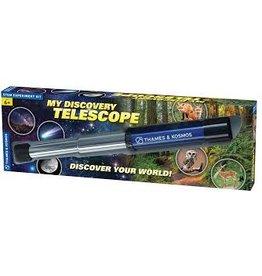 THAMES & KOSMOS MY DISCOVERY TELESCOPE
