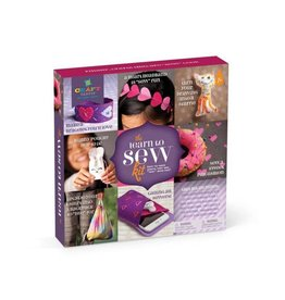 ANN WILLIAMS Craft-tastic Learn to Sew Kit