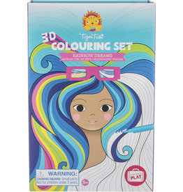 SCHYLLING RAINBOW DREAM - 3D COLOR SET