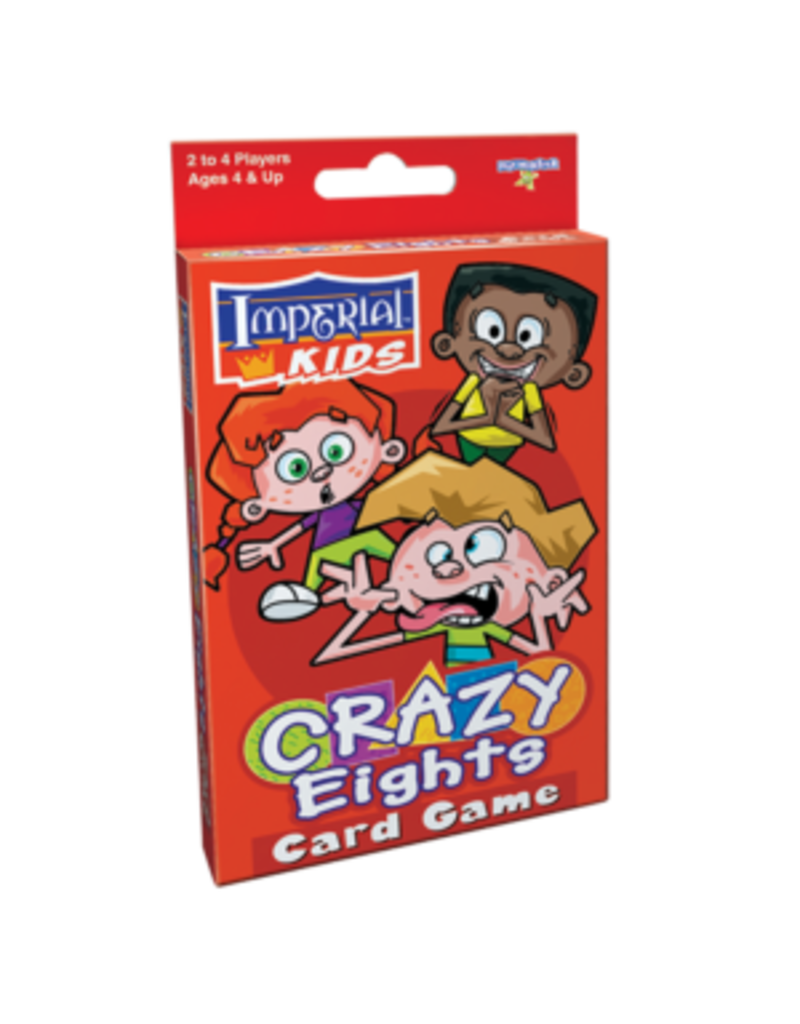 PLAYMONSTER Imperial -  Crazy Eights
