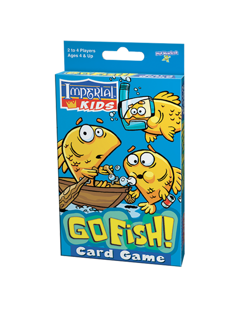 PLAYMONSTER Imperial -  Go Fish