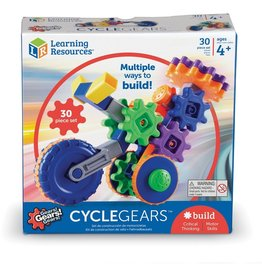 LEARNING RESOURCES CYCLEGEARS 4+