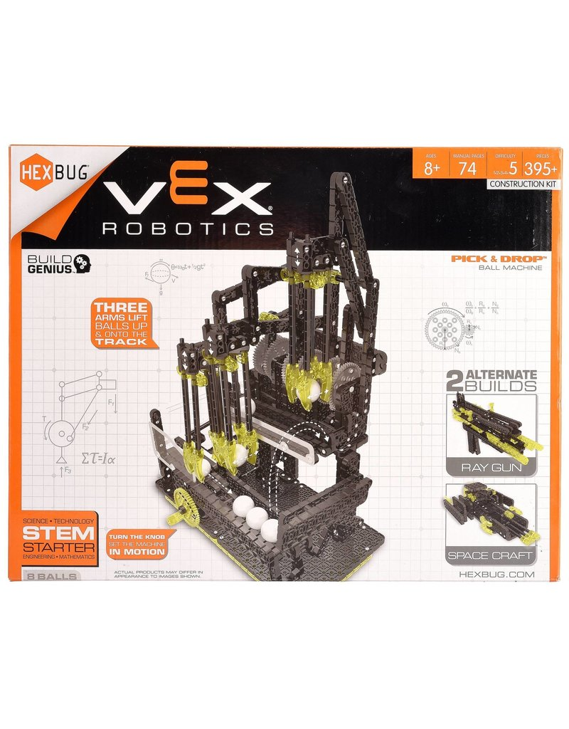 INNOVATION FIRST VEX Pick & Drop Ball Kit by HEXBUG